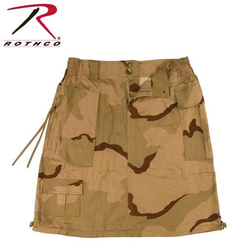 Woodland Womans Wrap Skirt 104