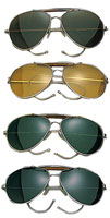 Aviator Sunglasses Military Eyewear