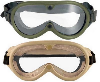 Military Goggles GI Type Sun Wind Dust Goggles