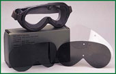Genuine GI Sun  Wind and Dust Goggles