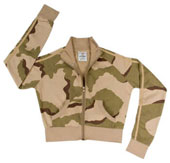 Camouflage Clothes Womens Desert Camo Sweatshirts