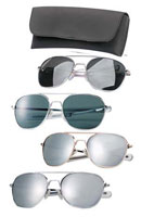 GI Type Pilots Aviator Sunglasses