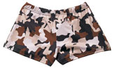 Camouflage Swimwear Hot Shorts Desert Camo Swimwear