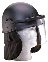 Anti-Riot Tactical Helmets - Police Protective Gear