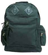 Deluxe Day Packs - Hi Tech Nylon Day Pack
