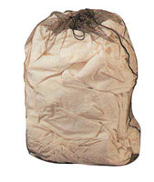 Large Olive Drab Nylon Mesh Bag