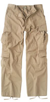 Vintage Paratrooper Fatigues Khaki Fatigues 3XL