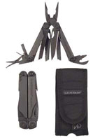 Leatherman Tools Leatherman Black Wave Pocket Tool