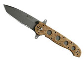 Columbia River M16-14ZSF Desert Camo Special Forces Knife