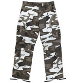 Camouflage Fatigues City Camo Vintage Paratrooper Fatigues
