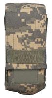 Camouflage M.O.L.L.E. II M-16 3 Mag Pouch