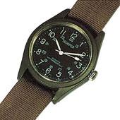 Military Quartz Watches Olive Drab Watch