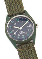 GI Vietnam Era Type Wind Up Watch