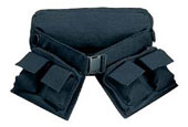 Fanny Packs - 7 Pockets Black