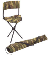Woodland Camo Collaspible Stools