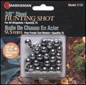 Slingshot Ammo  - Marksman 3/8