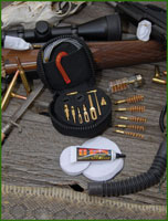 Tactical Gun Cleaning Systems By Otis
