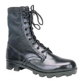 G.I. Style Jungle Boots Ultra Force Black