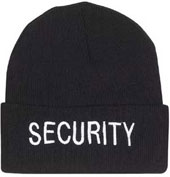 Security Caps Knit Watch Cap
