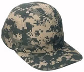 Kids Camouflage Caps ACU Digital Camo Baseball Cap