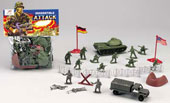 Toy Soldier Play Sets Standard Set