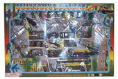 Military Play Sets 46 Pc. Military Combat Play Set