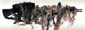 Hunters Camouflage Rifle Rags