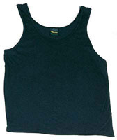 Military Tank Tops - Black Tanks 2XL