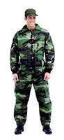 Camouflage Coveralls Insulated Camo Coverall 4XL