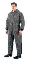 Insulated Coveralls Smokey Branch Camouflage
