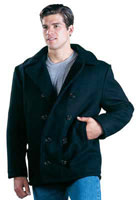 US Navy Type Peacoats - Military Jackets