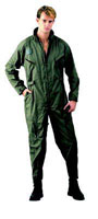 Military Flightsuits - Olive Drab Air Force Style Flightsuit 3XL