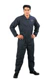 Military Flightsuits - Navy Blue Air Force Style Flightsuit 4XL