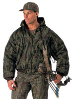 Winter Coats - Camouflage Smokey Branch Sizes 2XL 3XL