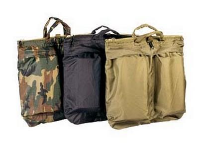 Military GI Type Flyers Helmet Bags - Olive Drab