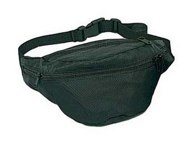Black Fanny Packs