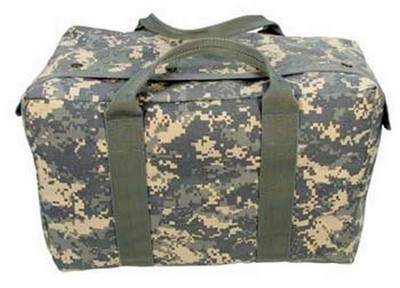 Camouflage Bags Army Digital Camo Air Force Crew Bag