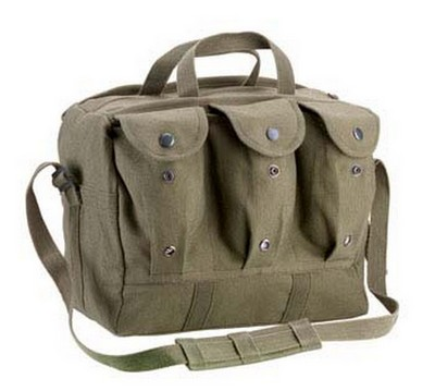 Military Type Medical Equipment/Mag Bags