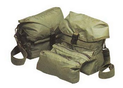 Military GI Style Medical Kit Bags Olive Drab