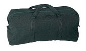 Military Tanker Tool Bag - Black Tool Bags