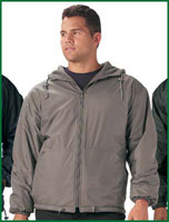 Reversible Jackets With Fleece Lining