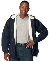 Sweat Jackets Sherpa-Lined