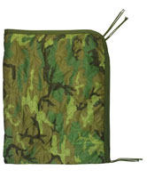 Military Poncho Liners - Camo Poncho Liner