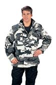 M-65 Field Jackets Ultra Force City Camouflage 6XL