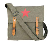Classic Military Packs - Classic Medic Bag w/Red China Star