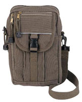 Classic Military Bags - Passport Travel Pouch