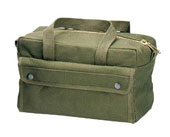 Military Mechanics Tool Bag - GI Style Olive Drab Tool Bags