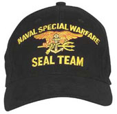 Military Caps Naval Special Warfare Seal Team Cap