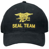 Insignia Caps Seal Team Military Insignia Cap