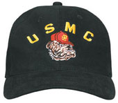Military Caps USMC Bulldog Caps